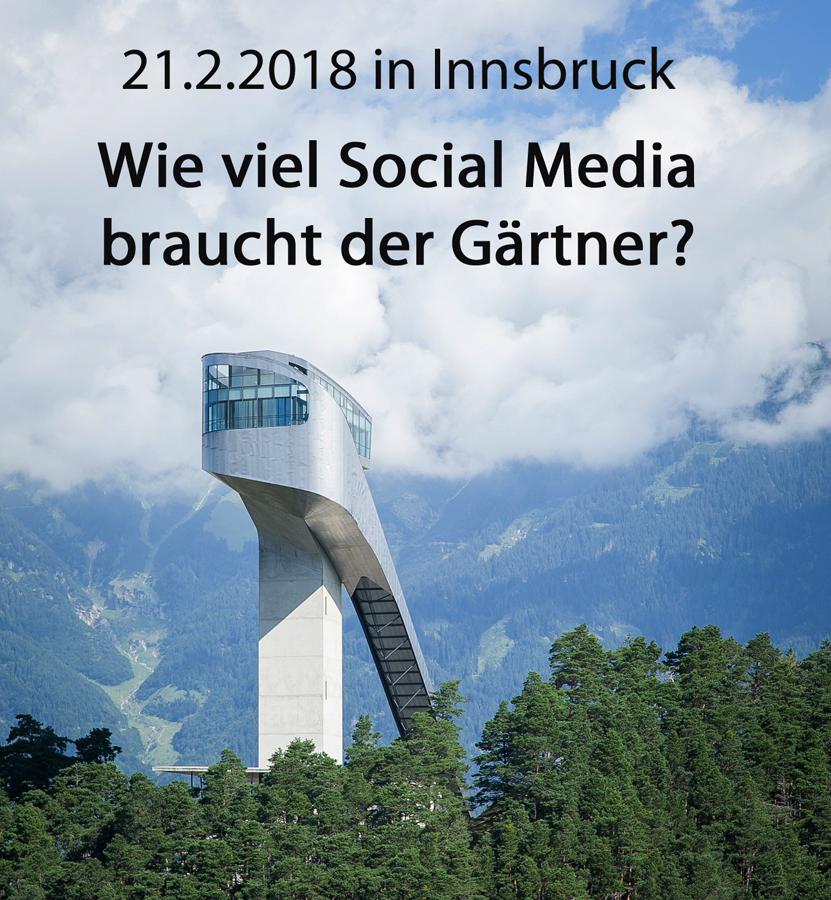 Eine Veranstaltung der Landwirtschaftskammer Innsbruck: Seminarleitung Diana Fütterer & Dr. Birgit Puck