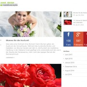Werbung Floristik Hamburg