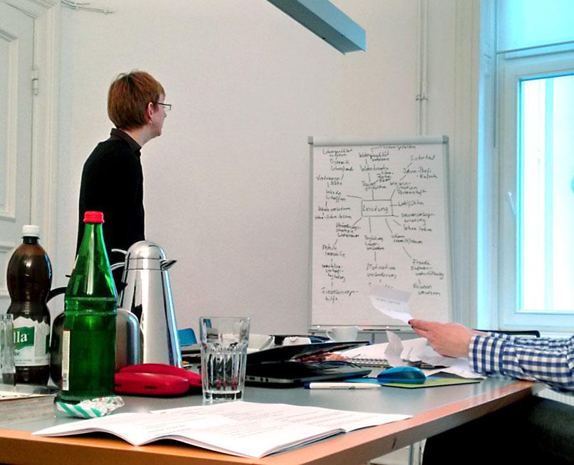 Workshop zum Thema Namensfindung