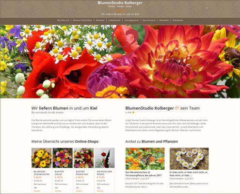 Blumen liefern in Kiel Online-Shop