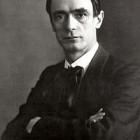 Rudolf Steiner um 1905, Quelle Wikipedia