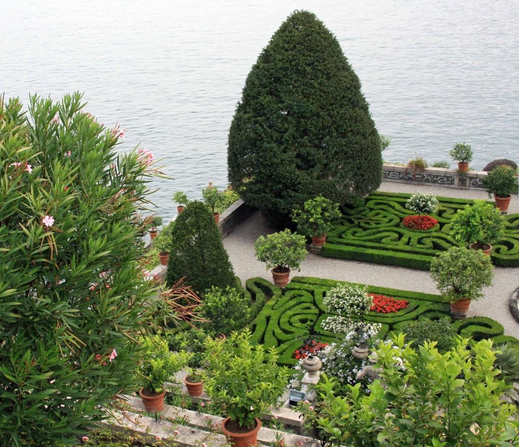 Terrasssengarten, Isola Bella