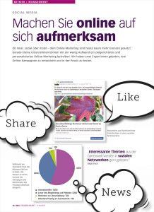 Online Marketing für die grüne Branche