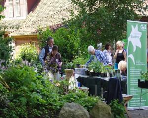 Pflanzenmarkt bei Walsrode