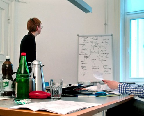 Workshop zum Thema Namensfindung