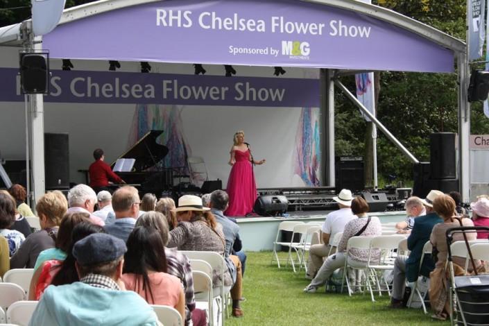 Stage Chelsea-Flowershow