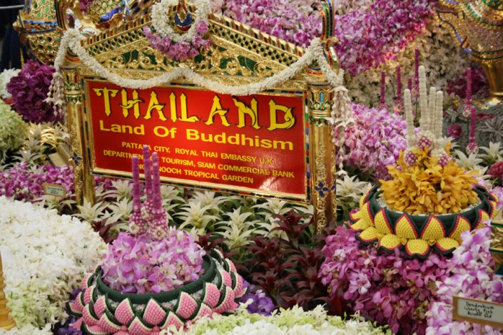 Thailand Chelsea-Flowershow