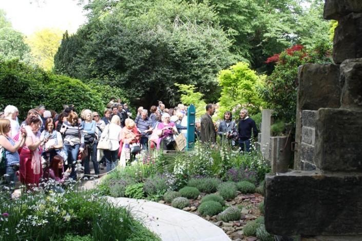 Chealsea Flowershow-Garten