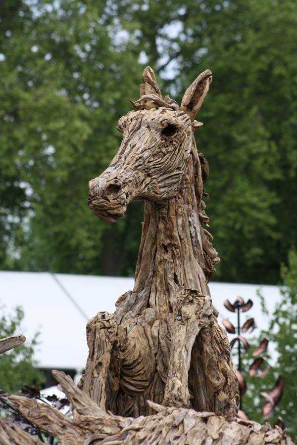 Sculpture Chelsea Flowershow