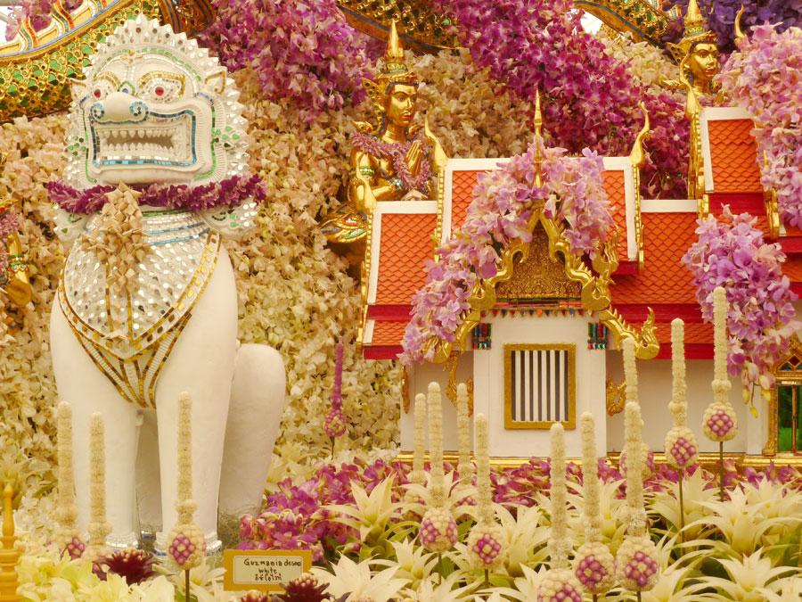 Thailand auf der Chelsea Flowershow