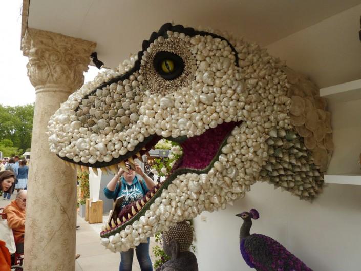 Dino Chelsea Flowershow