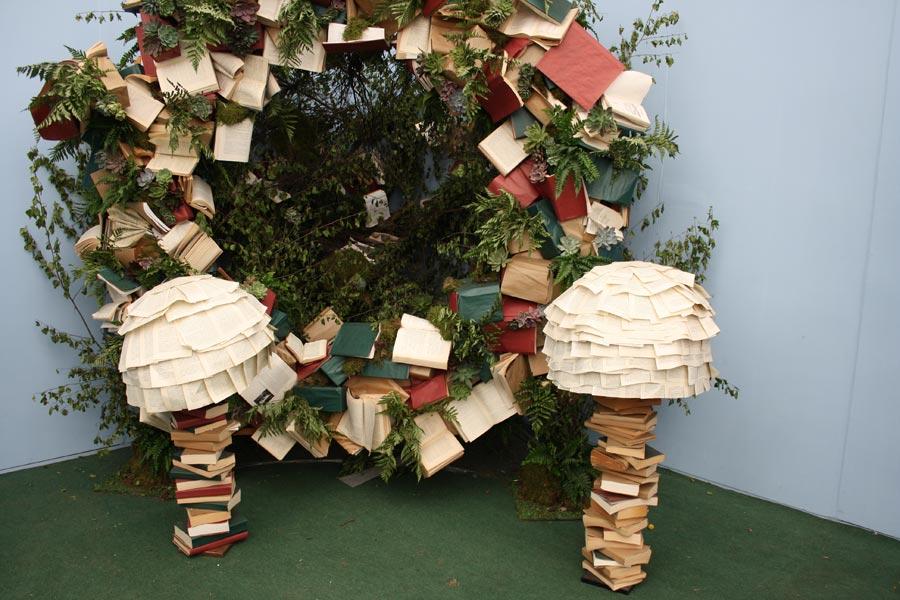 Chelsea Flowershow Sculpture