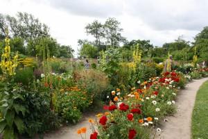 Im Garten von Emil Nolde