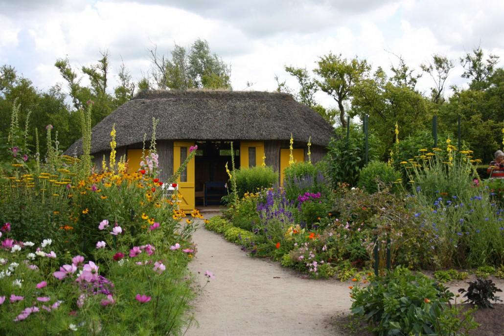 Gartenhaus von Emil Nolde