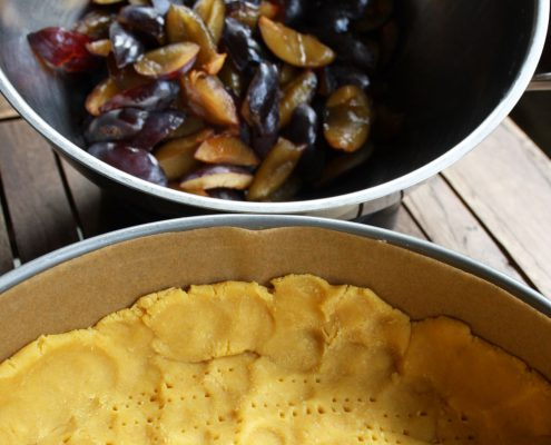 Obstkuchen Tortenboden