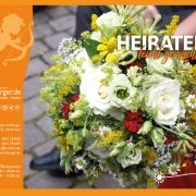 Hochzeitsflyer für Florist