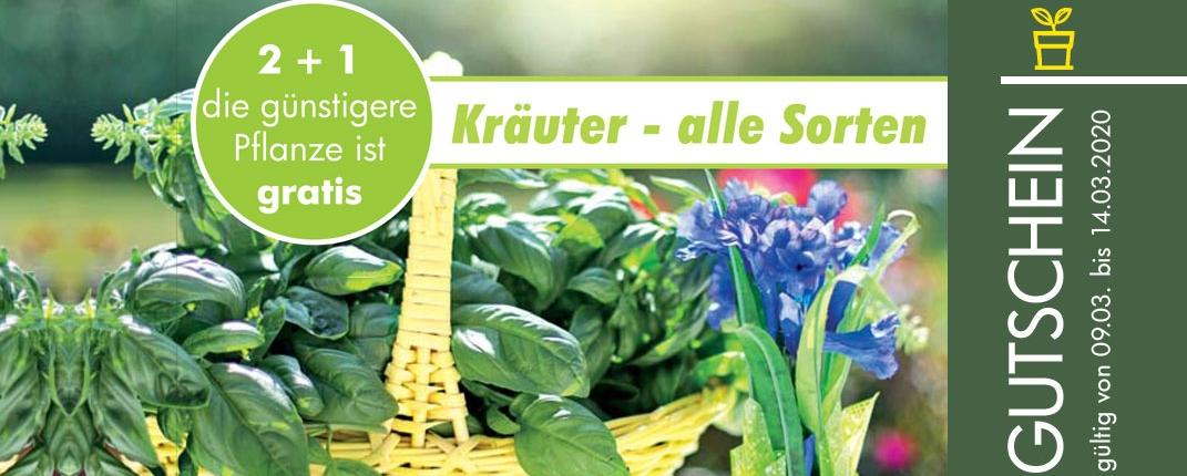 Gärtnerblock das Gutscheinheft für dne Einzelhandelsgärtner